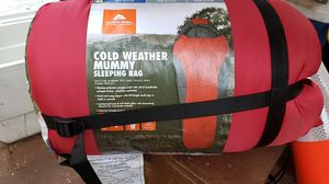 Ozark Trail Cold Weather Mummy Sleeping Bag for Sale in Westminster, CA