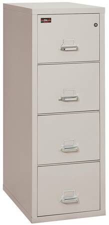 FireKing Fireproof 2 Hour Rated Vertical File Cabinet for Sale in Cleveland, OH