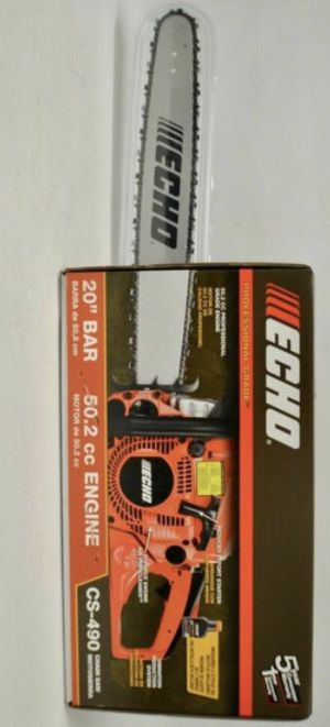"""Echo chainsaw 20 """" professional grade for Sale in Lemont, IL"""