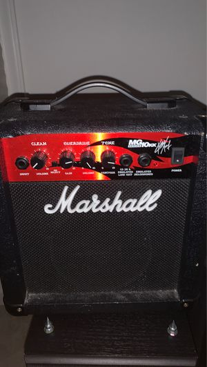 Marshall MG series 10kk for Sale in Silver Spring, MD