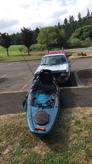 Angled kayak lifetime for Sale in Hillsboro, OR