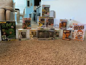 Funko POP collection for Sale in Pearland, TX