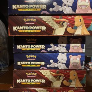Kanto Power Evolutions for Sale in Fort Worth, TX