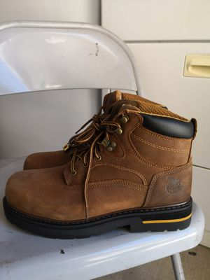 Brand new Georgia work boots steel toe Size 11 for Sale in Riverside, CA