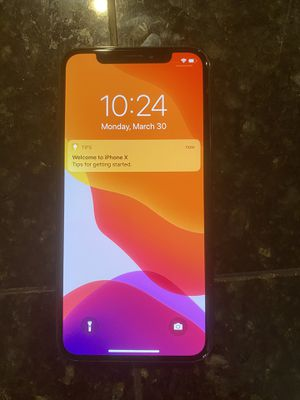 iPhone X Sprint for Sale in Scottsdale, AZ