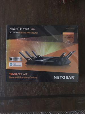 NetGear NightHawk X6 WiFi Router for Sale in Oviedo, FL