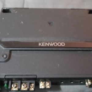 Kenwood 500watt @2ohns Mono Amp! This Is A Nice Amp for Sale in Portland, OR