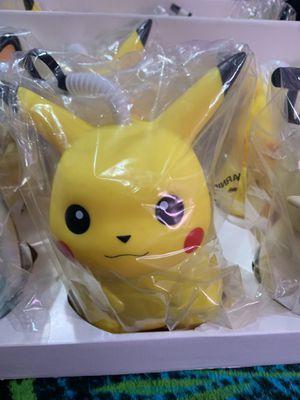 Rare 1998 Pokemon Pikachu Sipper bottle for Sale in Los Angeles, CA