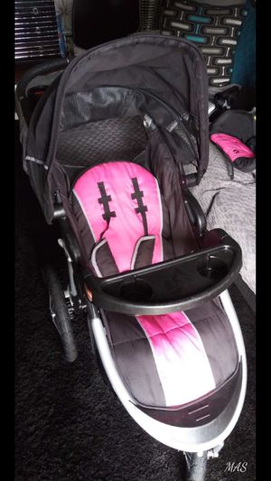 Baby stroller with car seat. for Sale in Greensboro, NC
