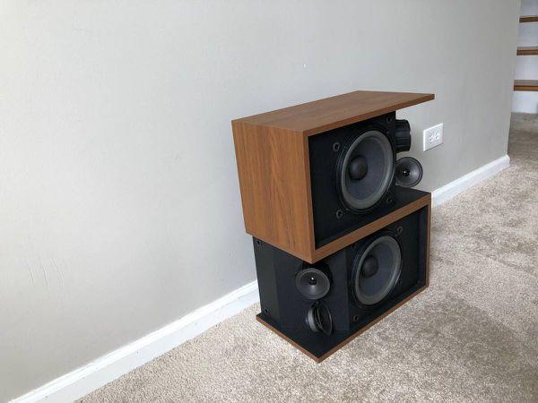 Bose 4.2 Series II Speakers