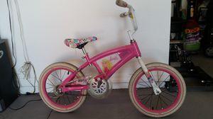 16 inch Girls Barbie Bike for Sale in Kissimmee, FL