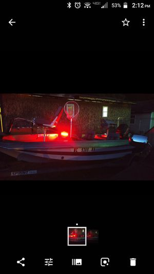 1990 Sprint bass boat for Sale in Trinity, NC