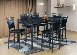 TABLE AND SIX CHAIRS SET for Sale in Tempe, AZ