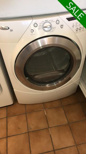 NO CREDIT!! Whirlpool Large Capacity Electric Dryer CONTACT TODAY! #1509 for Sale in Fort Washington, MD