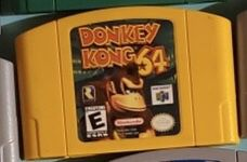 N64 Donkey Kong 64 for Sale in Romeoville, IL