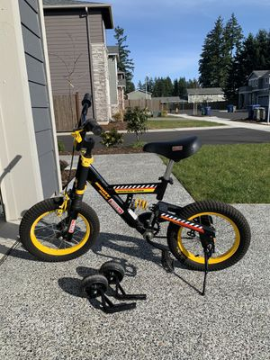 "14"" Tonka Mighty Bike with Dual Shock System for Sale in Bothell, WA"