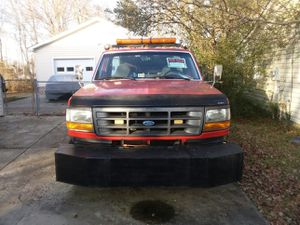 1996 ford f450 tow truck 7.3 powerstroke diesel motor for Sale in Waldorf, MD