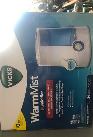 Vick's humidifiers for Sale in Lehigh Acres, FL