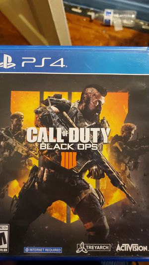 Call of duty black ops 4 for Sale in Fontana, CA