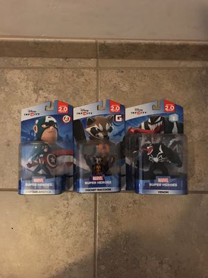 Disney Infinity 2.0 Lot for Sale in Fresno, CA