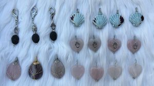 ✨HANDMADE CRYSTAL NECKLACES✨ for Sale in Winchester, CA