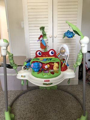 Fisher Price Rainforest Jumperoo for Sale in San Diego, CA