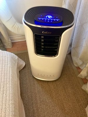 Colzer 14,000 BTU portable AC, heater, fan. Paid $425 two months ago. Works great. Barely used. for Sale in Los Angeles, CA