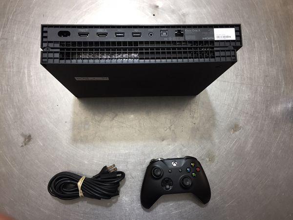 Xbox One X Scorpio Edition 1TB Console - $279.99 Plus Tax