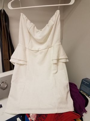 White summer dress for Sale in Kissimmee, FL