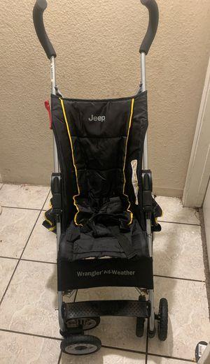 (Jeep )stroller for Sale in La Mirada, CA