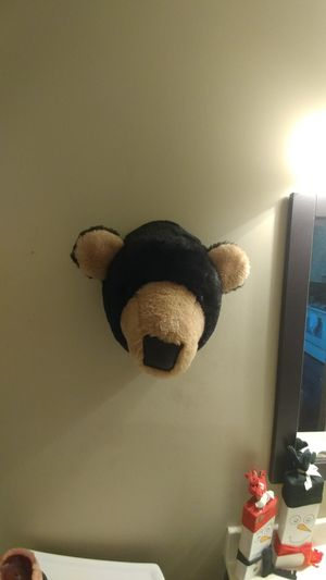 Black Bear Face Wall decor for Sale in Roswell, GA