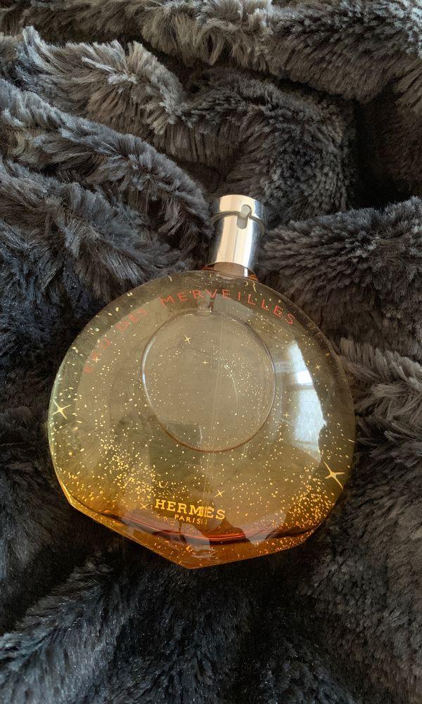 Hermès Eau Des Merveilles Perfume EDT 3.3 FL OZ NEVER USED NO BOX