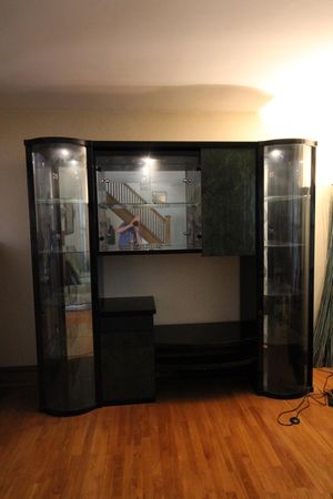 Wall Unit / Entertainment Unit / China Cabinet for Sale in Fair Lawn, NJ