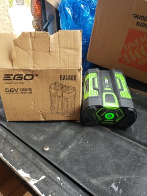 EGO 56V LITHIUM-ION BATTERY for Sale in Phoenix, AZ