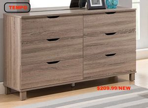 Dresser, Dark Taupe for Sale in Santa Ana, CA