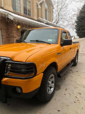 2008 Ford Ranger Super Cab XLT 4X4 with plow for Sale in Salt Lake City, UT