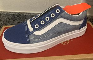 Vans Old Skool boys 4.5 or woman's size 6 for Sale in Eastvale, CA