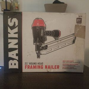 Banks Framing Nailer for Sale in Humble, TX
