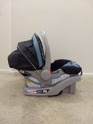 GRACO SNUGRIDE 30 INFANT CAR SEAT for Sale in Schaumburg, IL