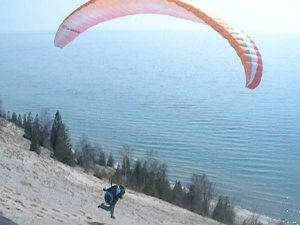 Paragliding gear - complete set up for Sale in Traverse City, MI
