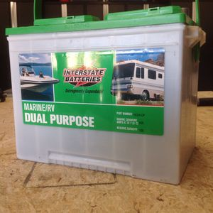 Interstate Battery for RV/Marine for Sale in Caldwell, ID
