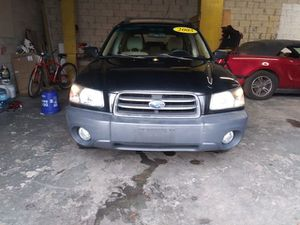 2005 Subaru Forester for Sale in Hollywood, FL