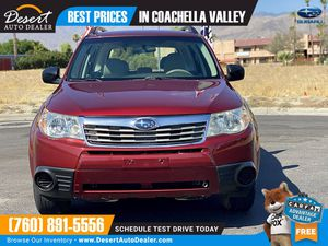 2010 Subaru Forester for Sale in Palm Desert, CA