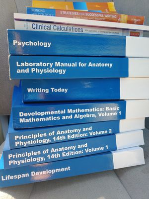 Textbooks for Sale in Plainfield, IL