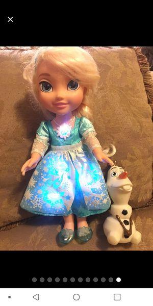 Disney frozen Elsa for Sale in Albany, NY