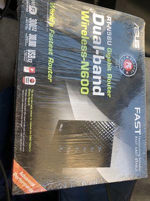 ASUS RT-N65U Dual-Band Wireless-N750 Gigabit Router for Sale in Dallas, GA
