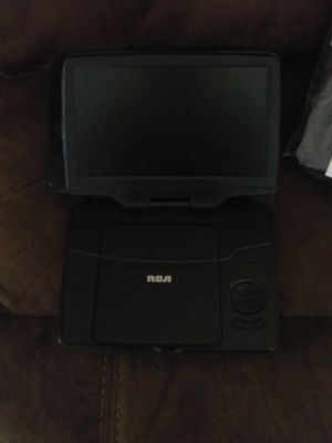 RCA portable dvd player for Sale in Conroe, TX