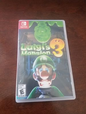 Luigi's Mansion 3 for Sale in Stockton, CA