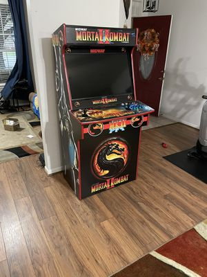 Arcade machine cabinet, full size, over 12k games for Sale in Spring, TX
