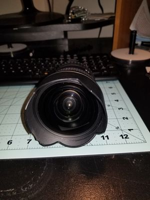 Tokina 16_28 mm fx for nikon fx o dx for Sale in Brentwood, NC